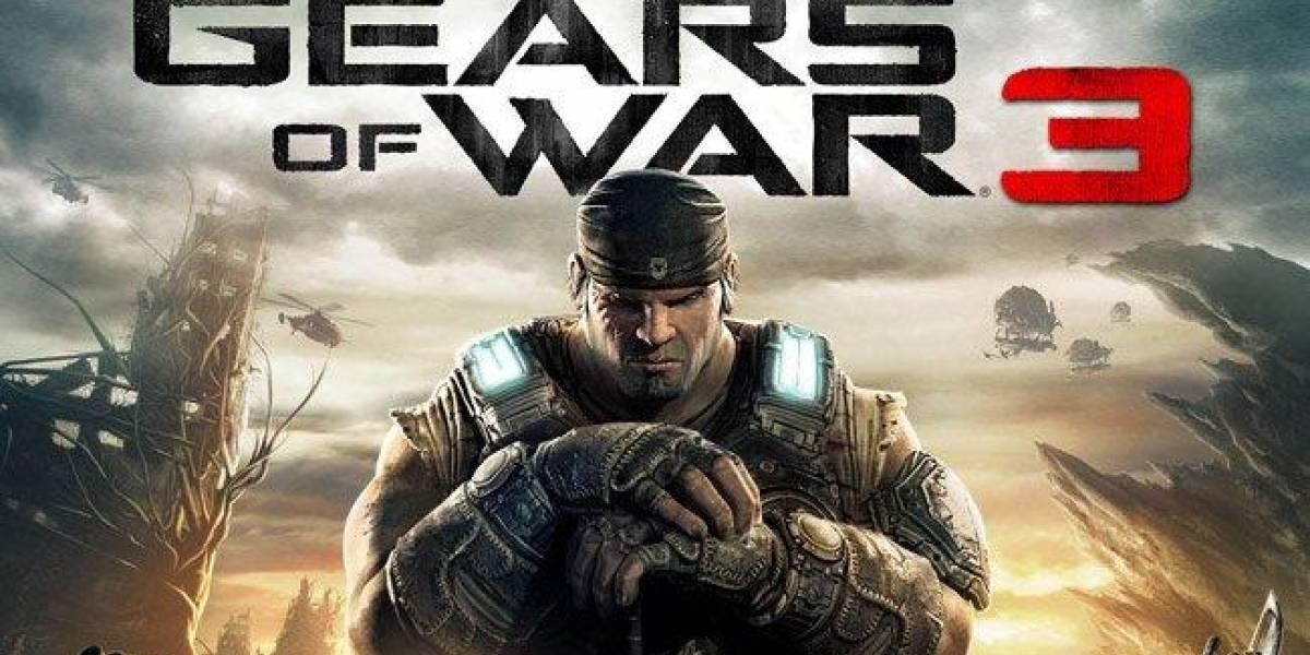 Gears of War no llegará a PS3... Nunca