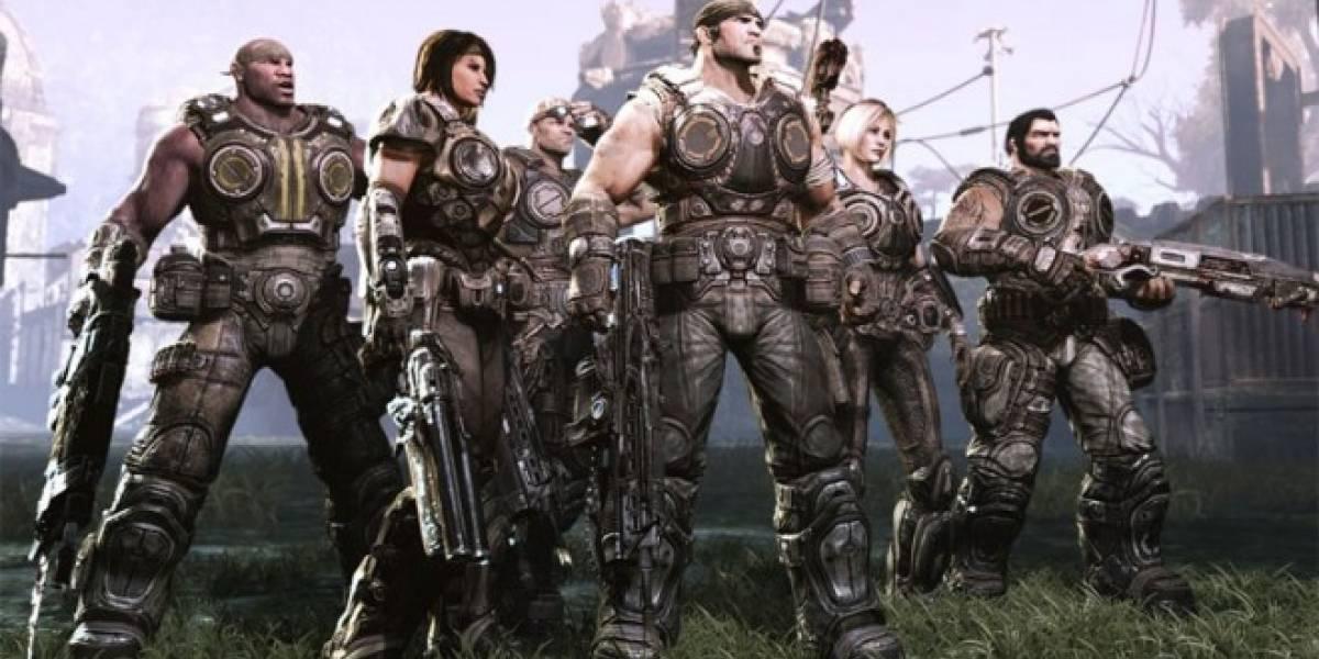Gears of War 3 recibe una nueva actualización