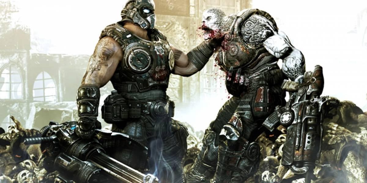 Ya está disponible el demo de Gears of War 3