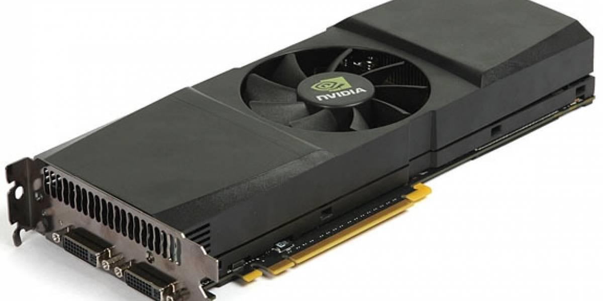 Al desnudo: GeForce GTX 295 Single PCB