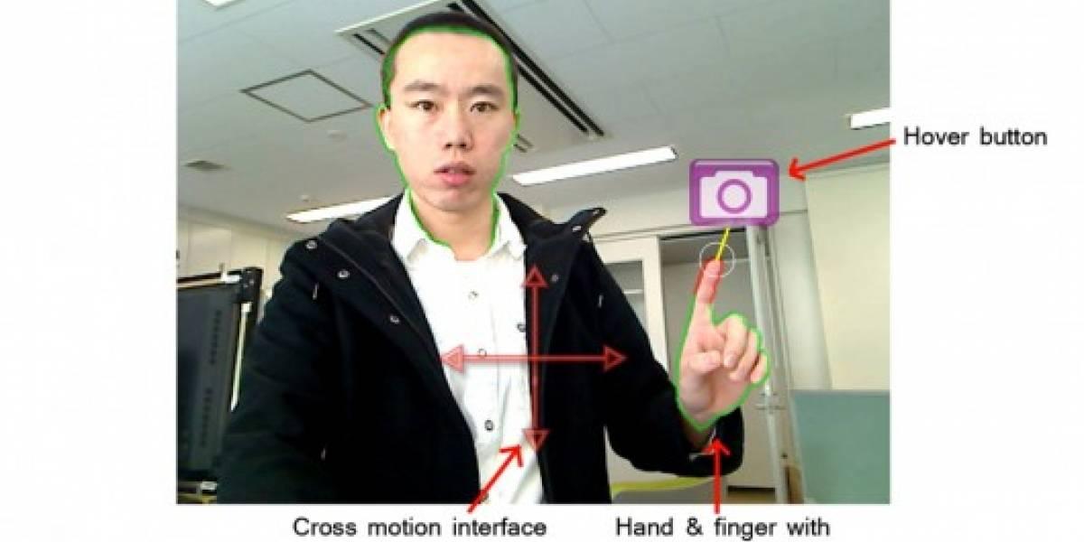 Las cámaras con reconocimiento de gestos manuales facilitarán la toma de autorretratos