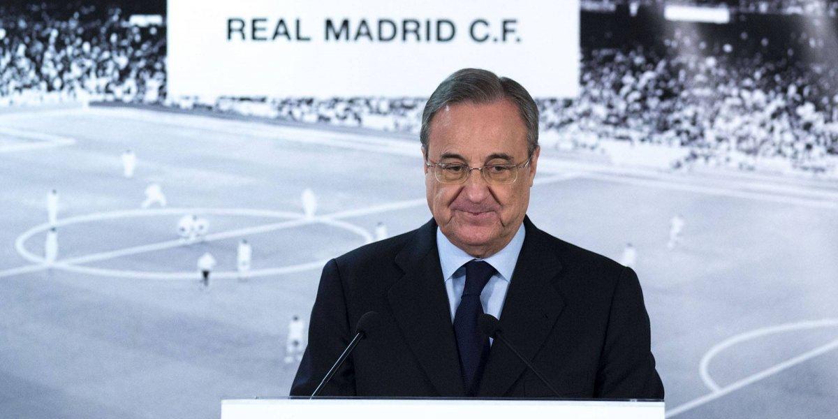 Florentino Pérez busca endulzar a Neymar