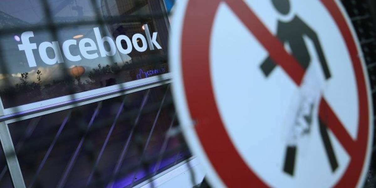 Corte Europea frena demanda colectiva contra Facebook