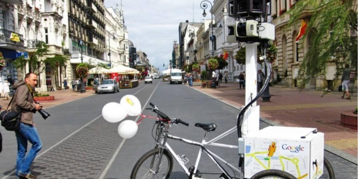 Google lanzará mañana Street View para el navegador del celular