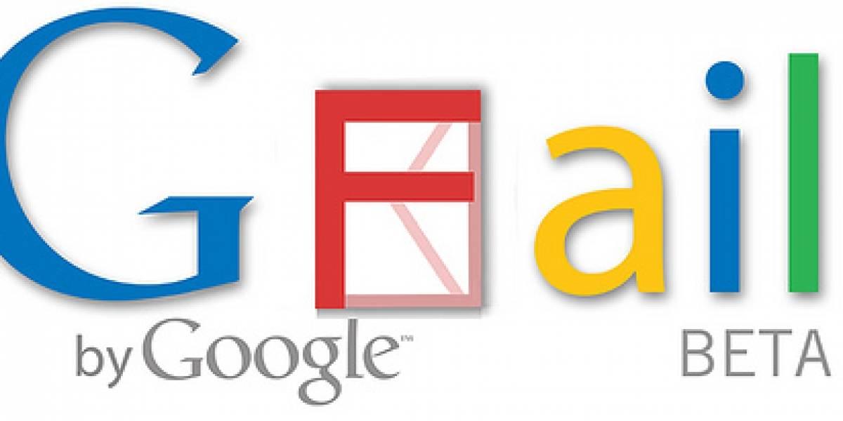 Caída de Gmail fue mantenimiento programado