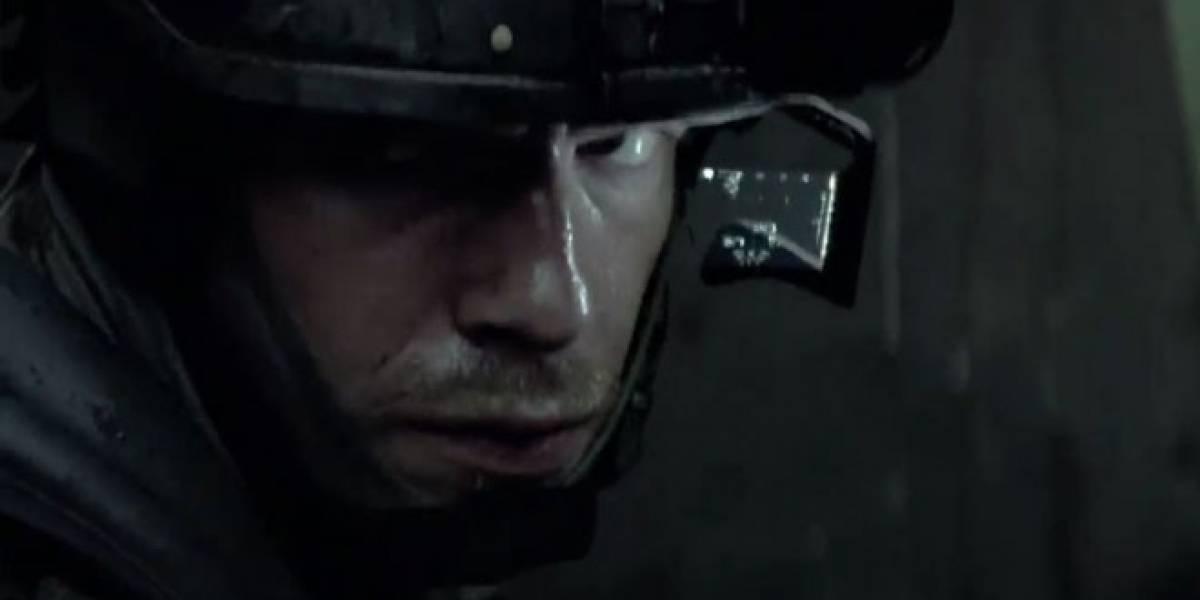 Ubisoft estrenará cortometraje de Ghost Recon: Future Soldier