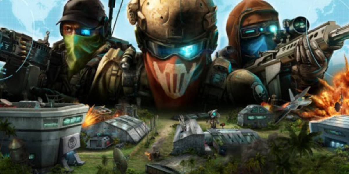 Ubisoft presenta Ghost Recon Commander para Facebook