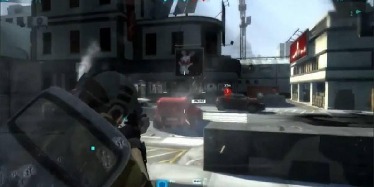 Ghost Recon Online para Wii U se queda en el congelador