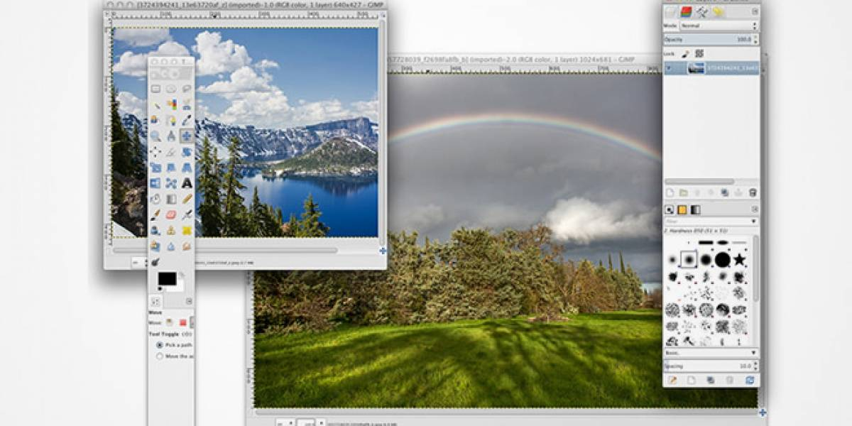 GIMP ahora tiene versión nativa para OS X