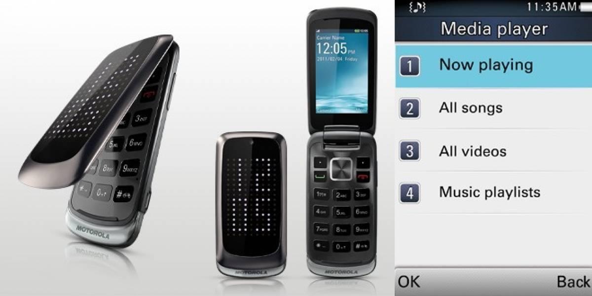 El Motorola Gleam Plus aparece por España