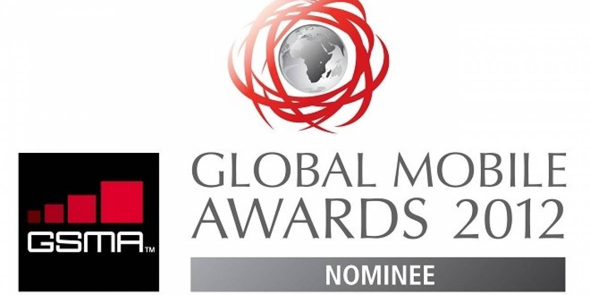 Colombia fue nominado a los premios Global Mobile Awards 2012