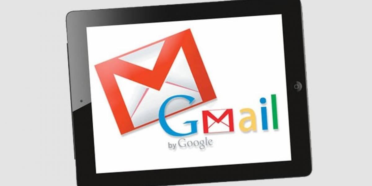 Cliente oficial de Gmail para iOS se actualiza con importantes mejoras