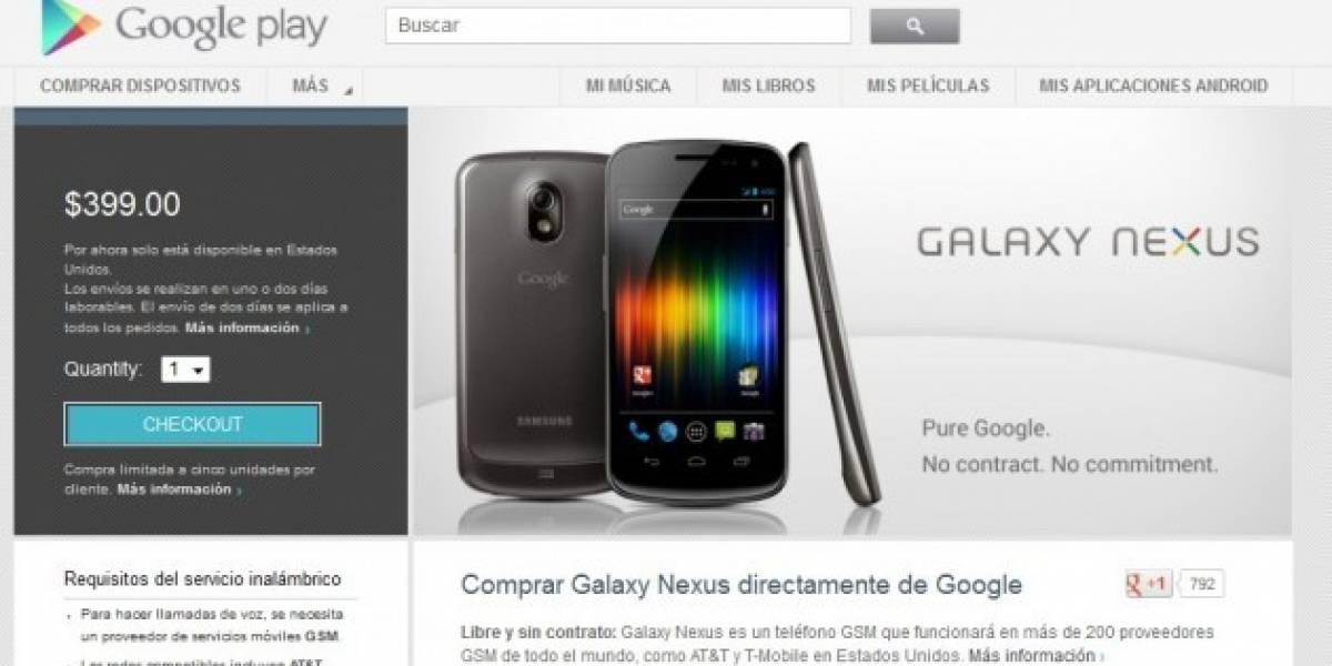 Google vuelve a la carga con la venta de teléfonos desde su web
