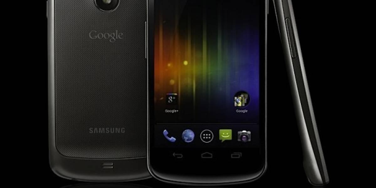 Ahora sabemos el porqué del barómetro integrado en el smartphone Galaxy Nexus