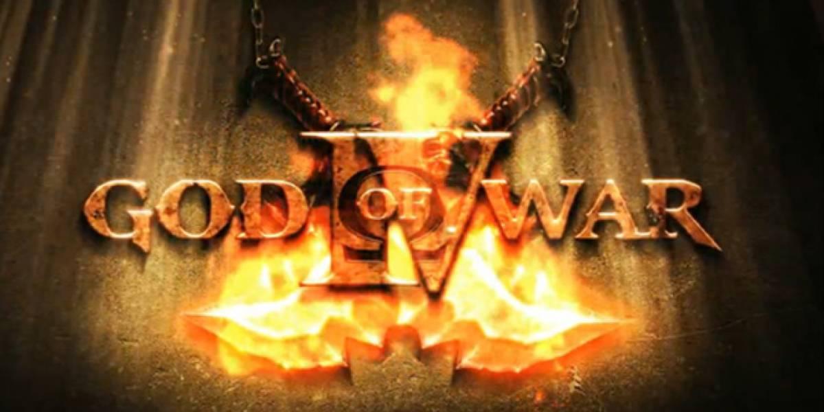 Aparece supuesto primer trailer de God Of War IV