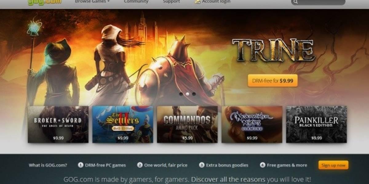 GOG.com se renueva y agrega juegos indies a su catálogo