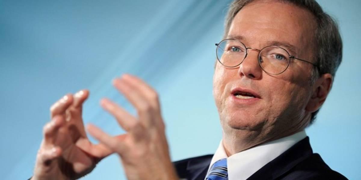 Eric Schmidt cree que en el 2012 Android dominará el mercado de móviles