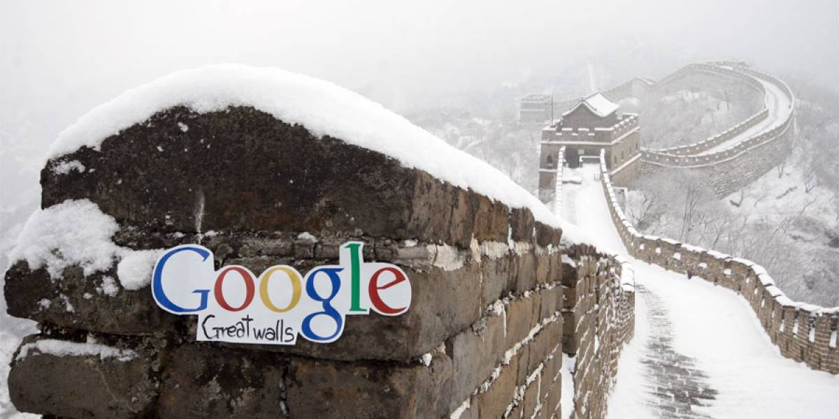 China niega estar bloqueando a Gmail