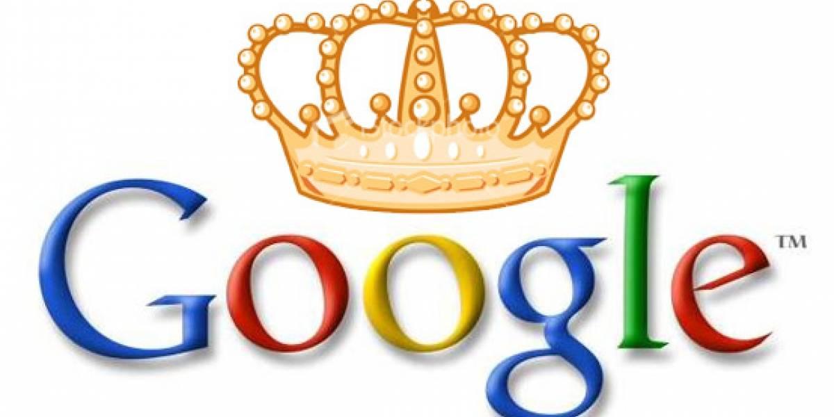 El 90% de los latinoamericanos hace sus búsquedas en Google