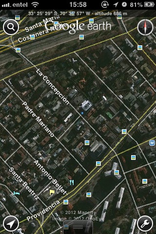 Con qué reemplazo Google Maps en iOS 6?