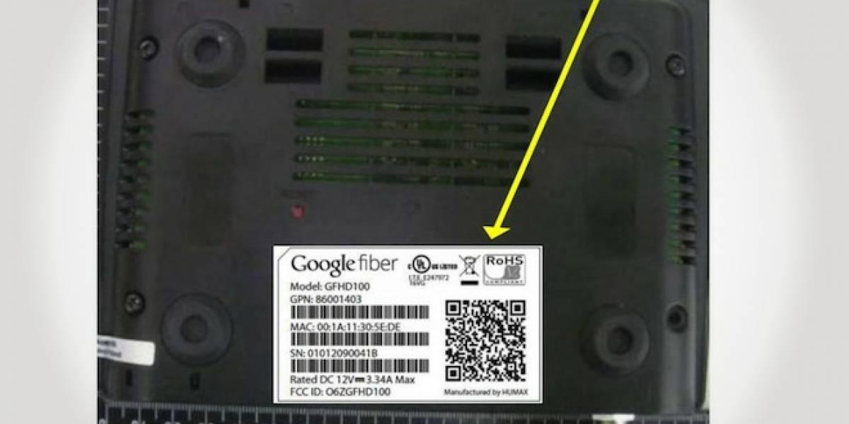 Set-top box de Google aparece en la FCC en Estados Unidos