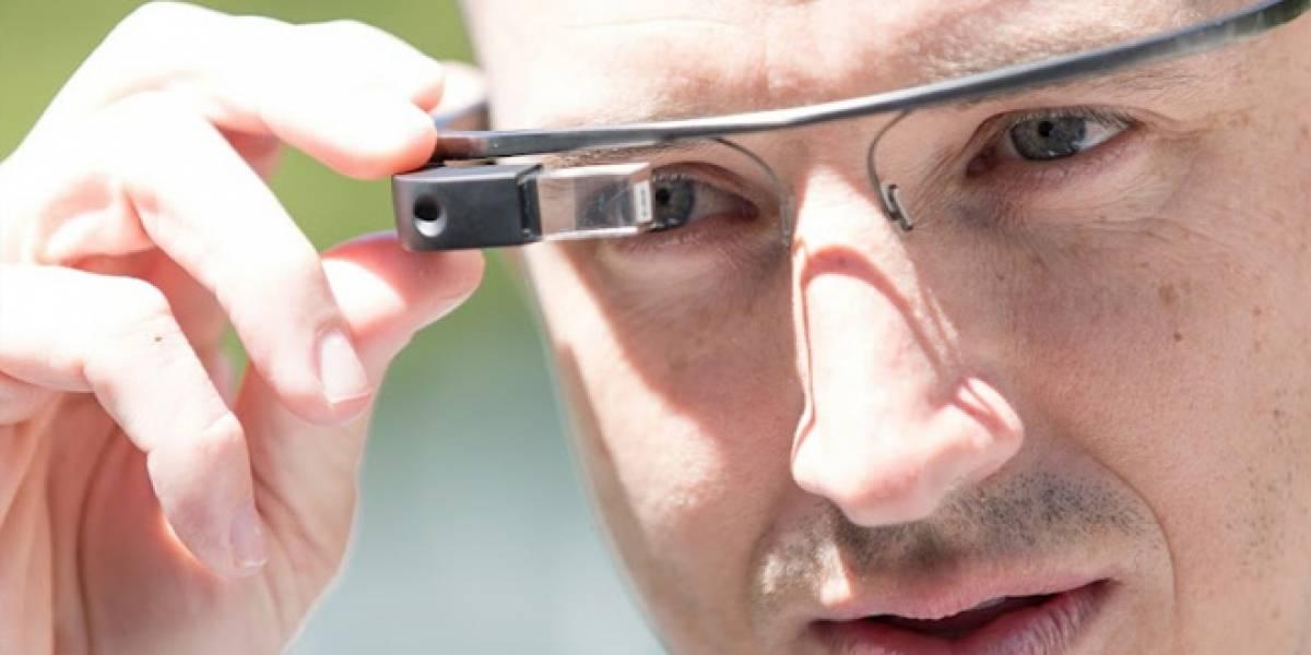 Primera muestra de video captado con las gafas Google Glass