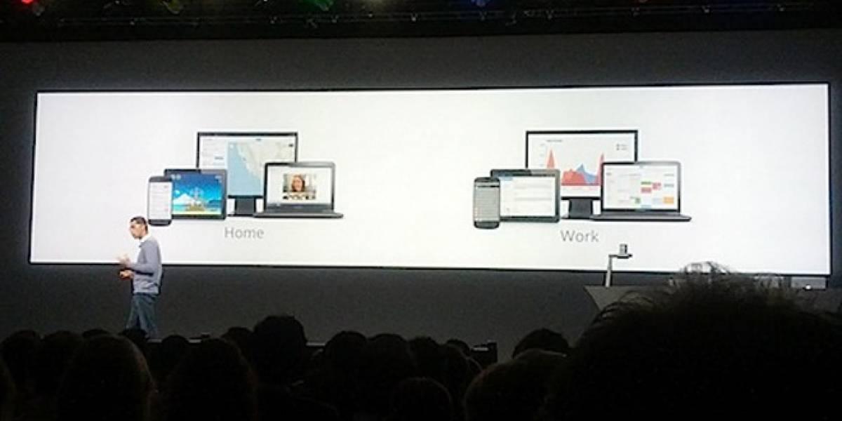 Adivina lo que se llevaron los asistentes a Google I/O 2012...