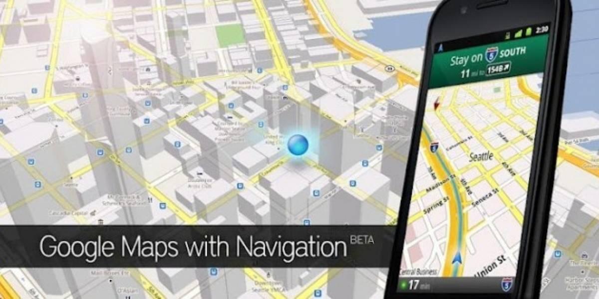 Google Maps para Android se actualiza e incluye ofertas y fotografías al interior de los comercios