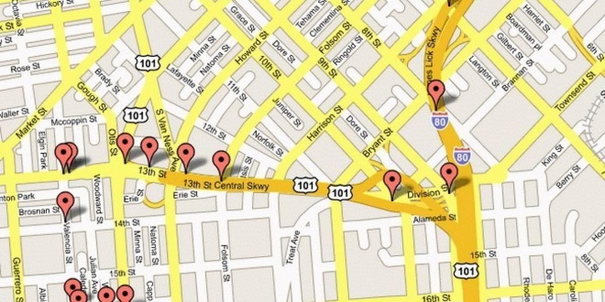 Google actualizará Maps para Android justo a tiempo para la salida de iOS 6