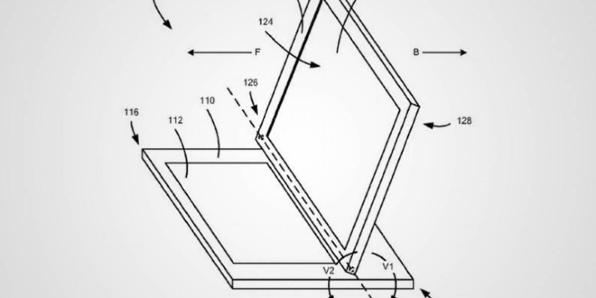 Google obtiene patente de portátiles similares a los híbridos o convertibles