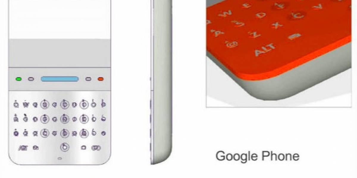 Oracle mostró un prototipo de teléfono para Google ideado en 2006