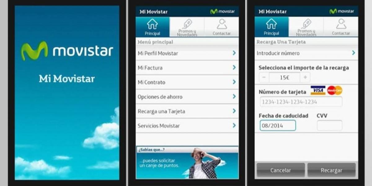 Mi Movistar: una aplicación para acceder a tus datos telefónicos y realizar operaciones