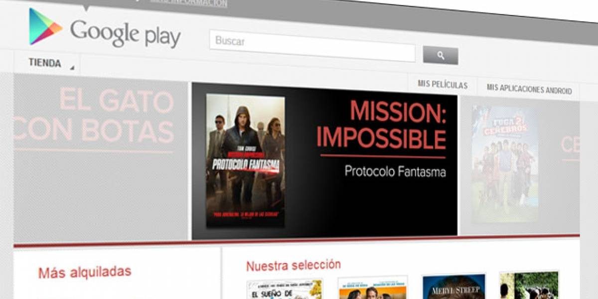 Google Play Movies ya está disponible en España