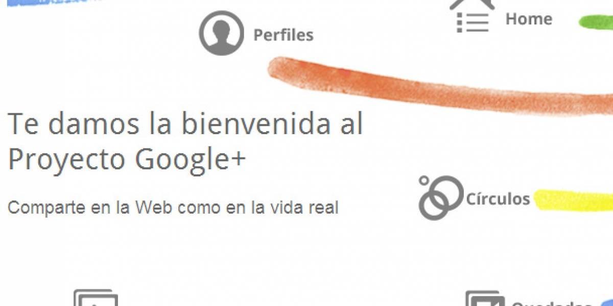 Google+ suspende cuentas de usuarios que usan nombres falsos