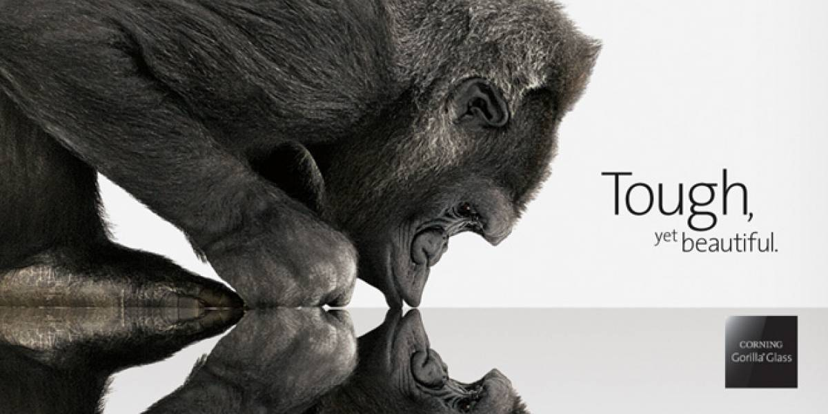 Gorilla Glass 2 estará disponible entre abril y mayo