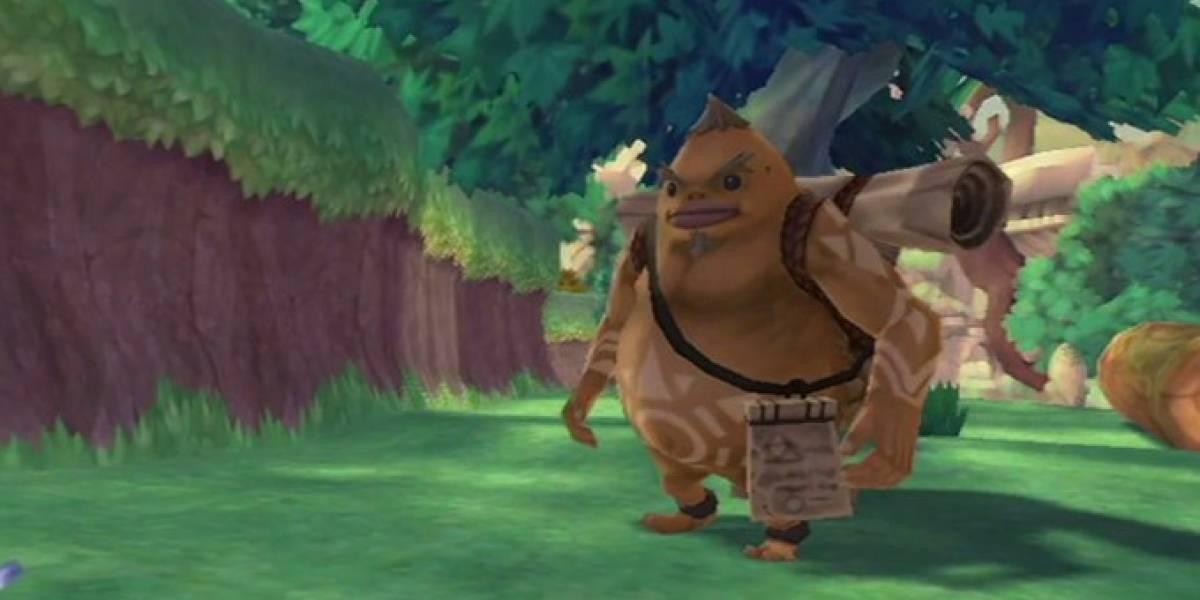 Cómo evitar un bug que impide seguir avanzando en Zelda: Skyward Sword