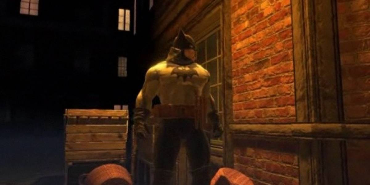 Este juego de Batman nunca llegó a ver la luz