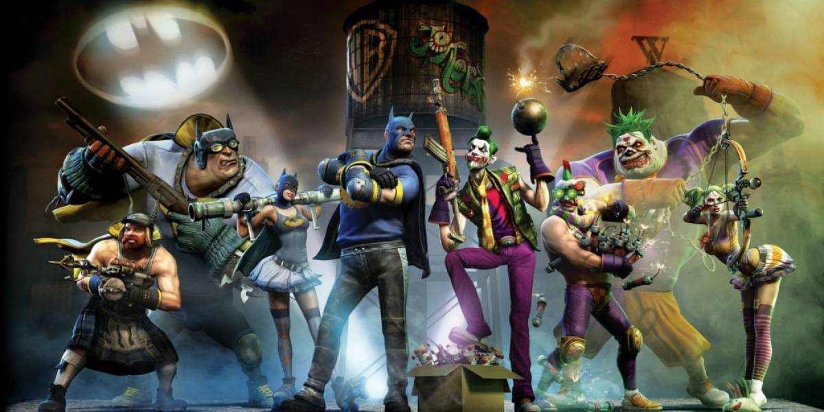 Batmen contra Jokers en el nuevo trailer de Gotham City Impostors [Comic-Con 11]