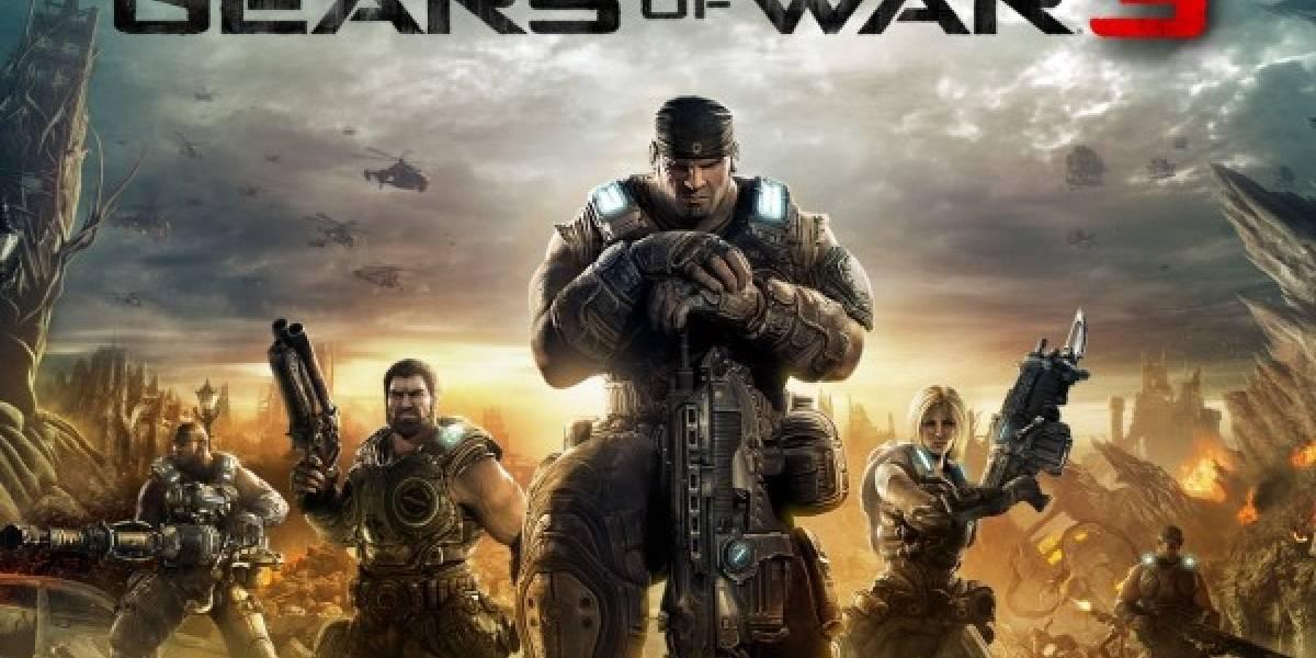 Gears of War 3 impone marca por pre-ordenes