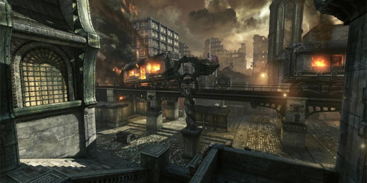 Epic lanzará DLC gratuito para Gears of War 3