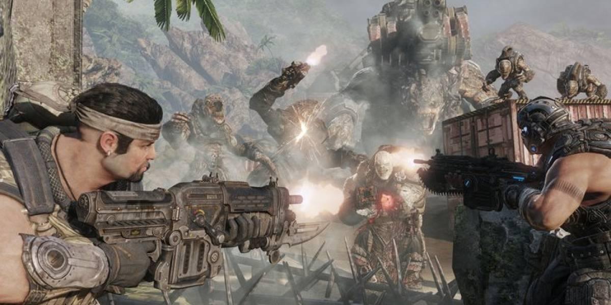 Nuevo trailer de Gears of War 3 nos muestra el potencial del modo Horda 2.0
