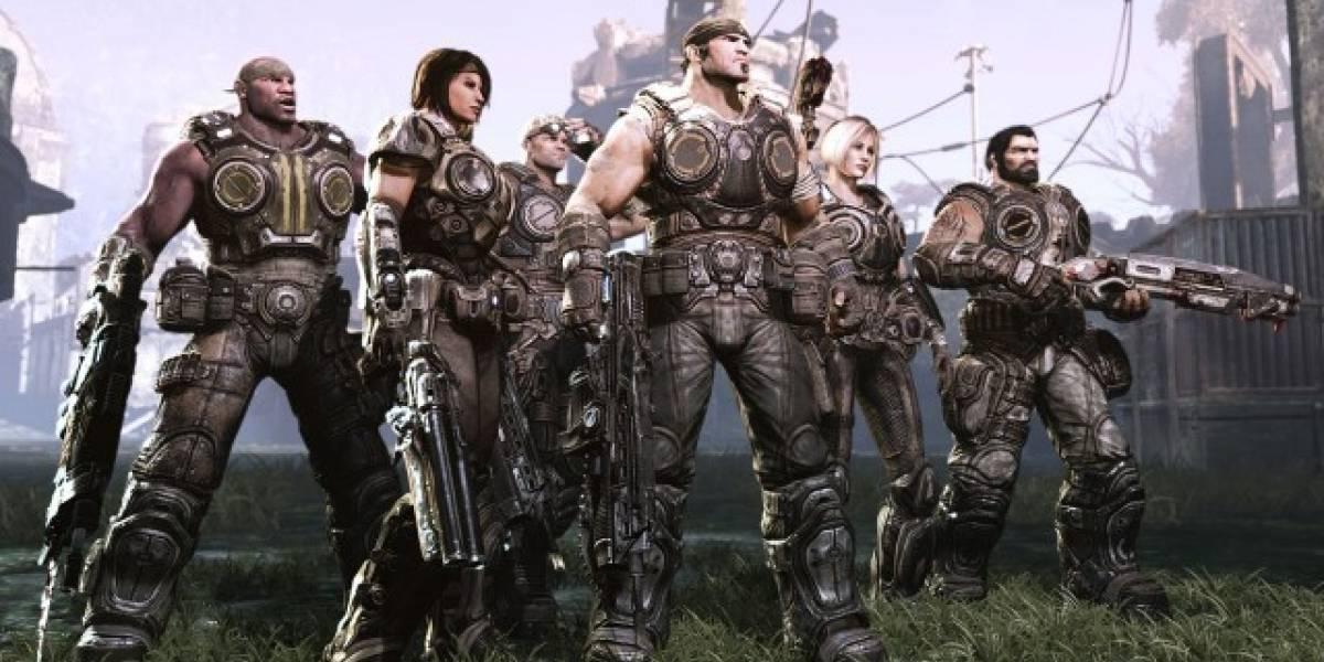 Detrás de cámaras de la beta multijugador de Gears of War 3