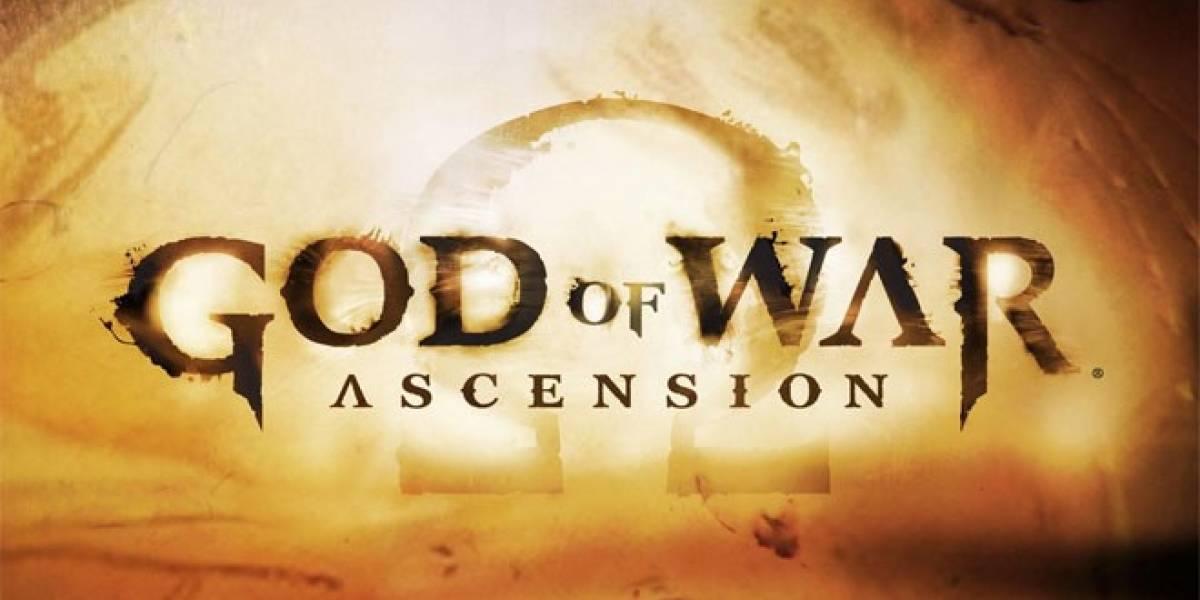Sony promete más detalles de God of War: Ascension en los próximos días