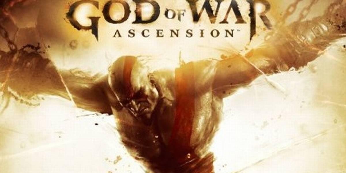 God of War: Ascension filtrado a través de Amazon
