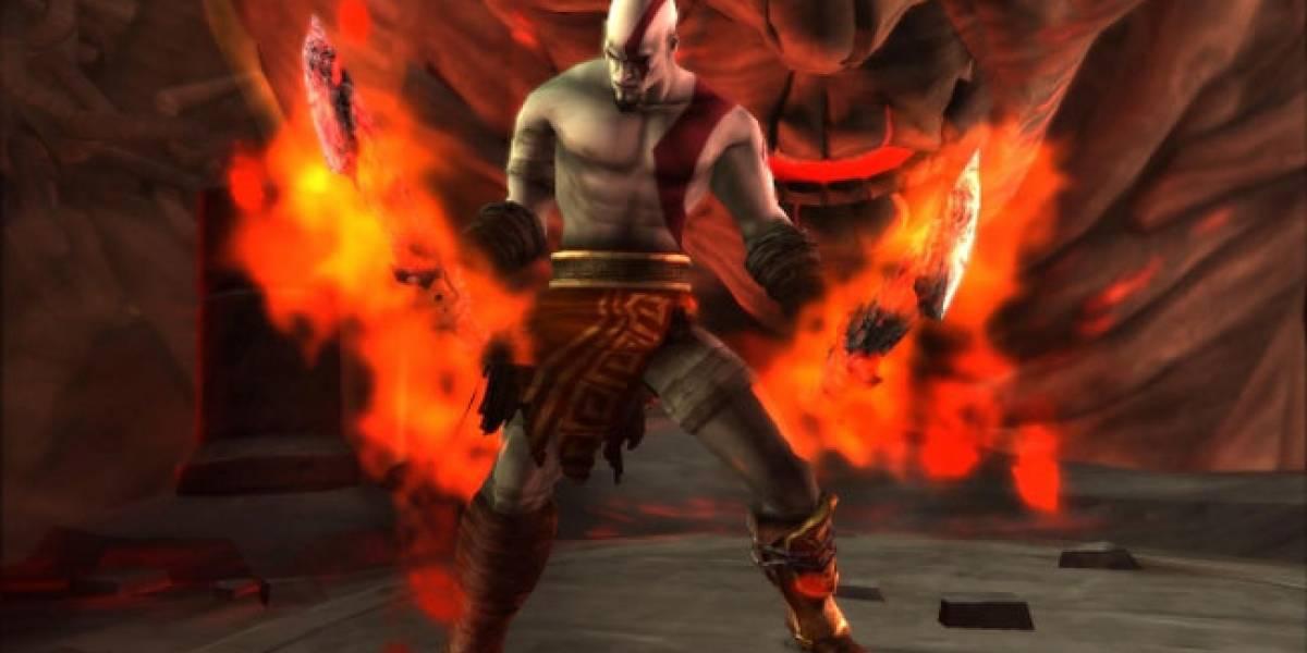 Trailer e información de God of War: Origins Collection [E3 2011]