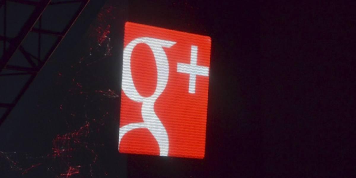 Google presenta novedades para su red social Google+