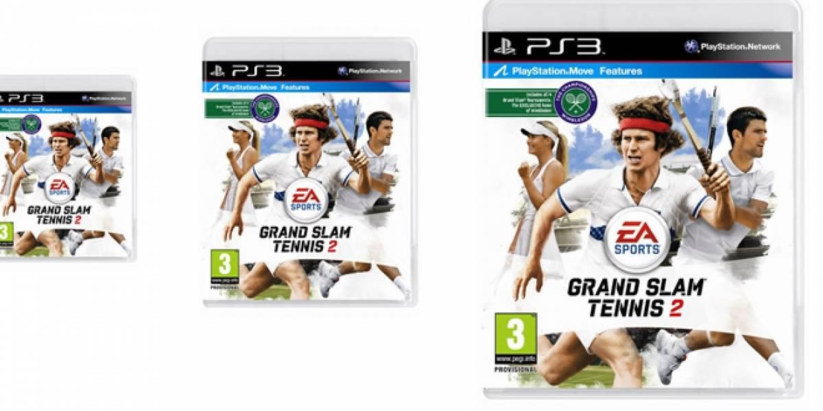 La secuela de Grand Slam Tennis ya tiene fecha
