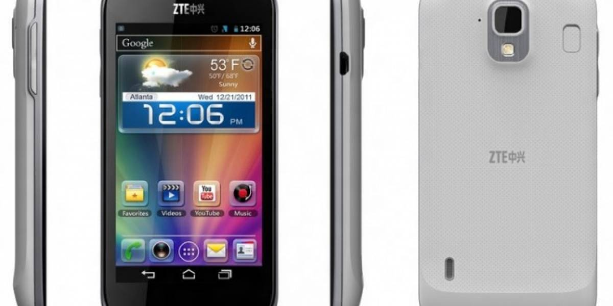 ZTE lanza Grand X, un teléfono para gamers basado en Tegra 2