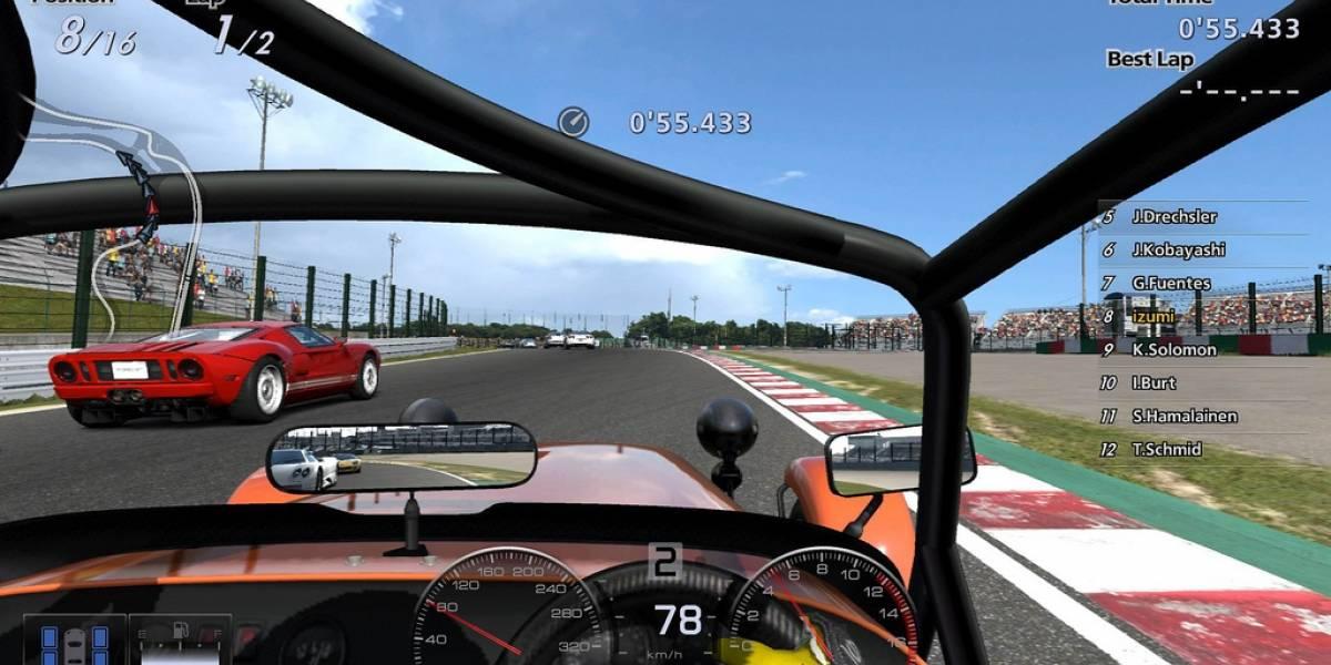 Gran Turismo 5 Academy Edition llegará en septiembre a Europa