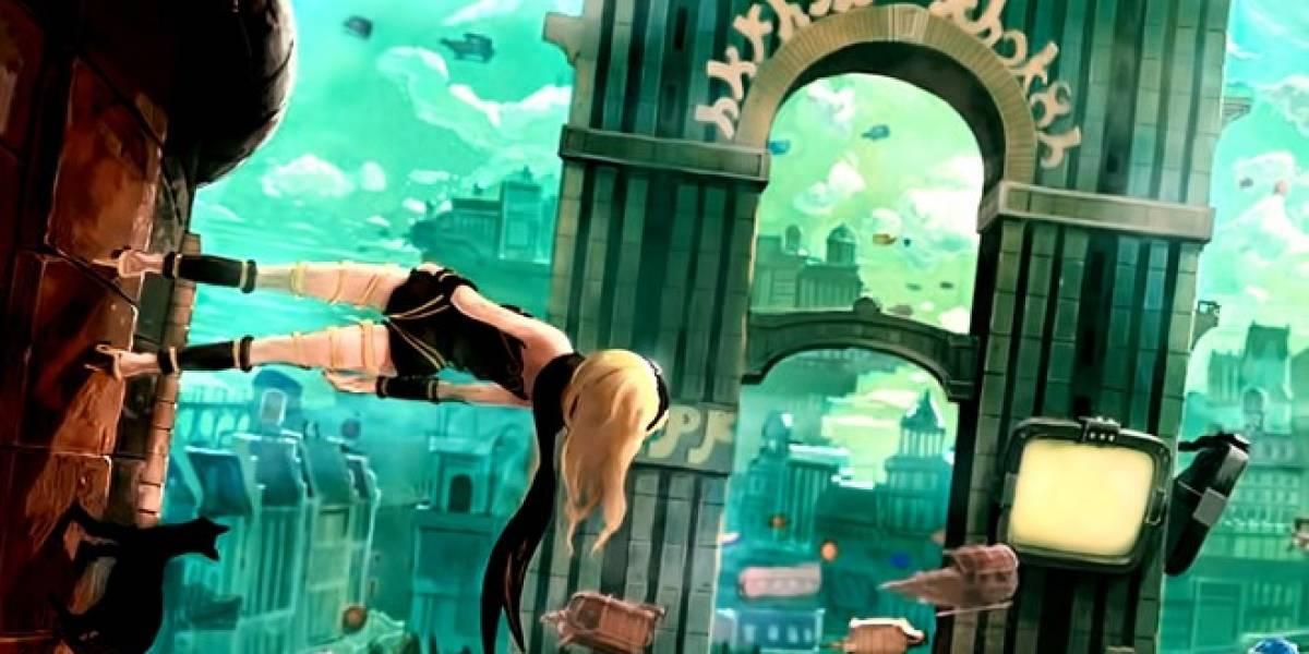 Futurología: Gravity Rush para PlayStation Vita se lanzaría hasta el 29 de mayo